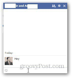 Facebook Chat 4