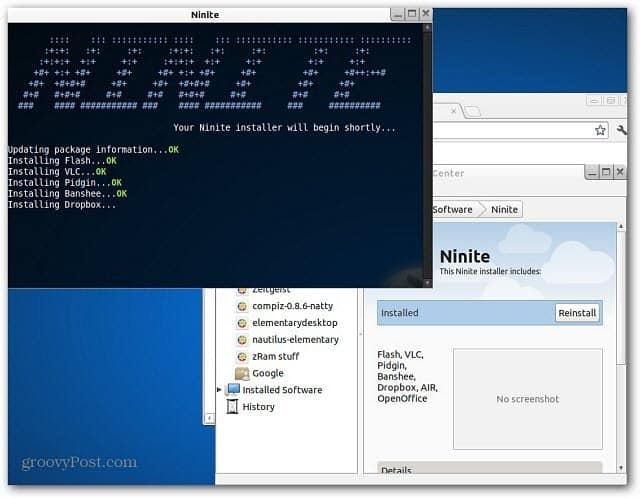 how to add windows programs to linux