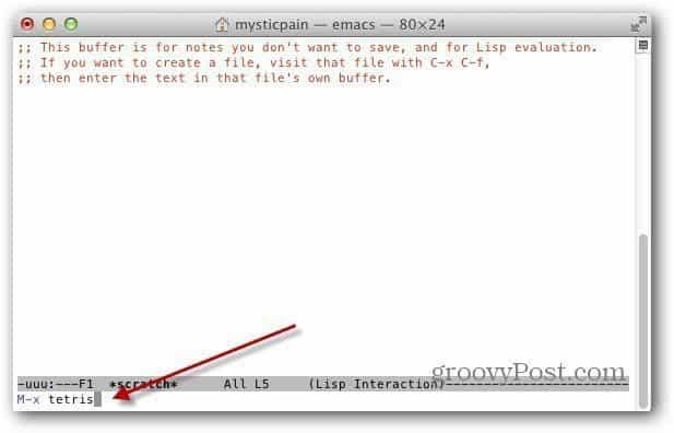 Star Wars in Windows, Tetris in OS X via Command Line