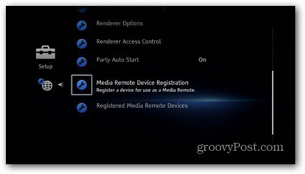 Remote Device Registration