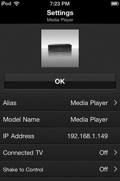 Remote Registered