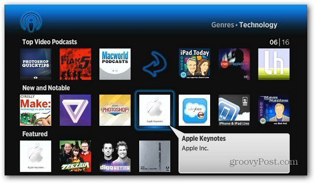 Add the iTunes Podcasts Channel to Your Roku