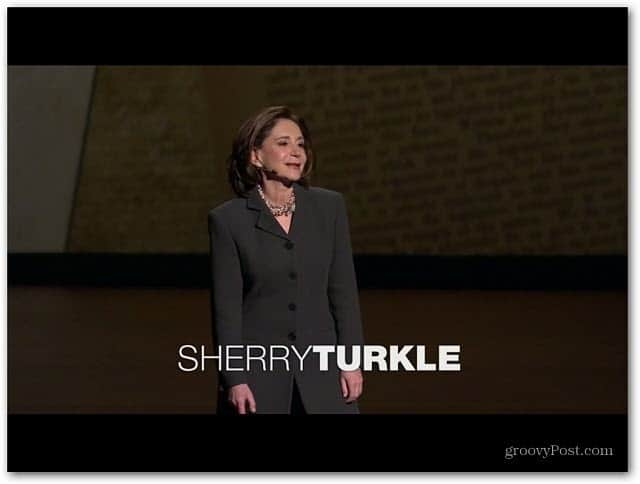 TED Talk Plex