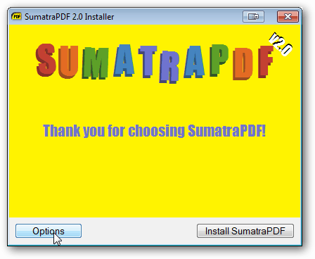 sumtra pdf options