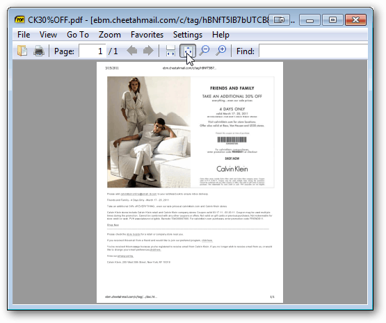 sumatrapdf reader screenshot
