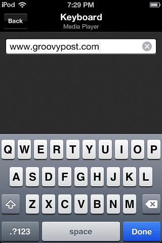 keyboard web