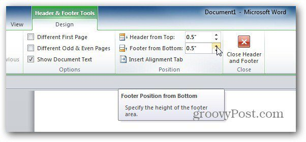 microsoft word how to switch page order