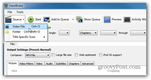How To Convert AVI Video Files to MP4 (H 264)