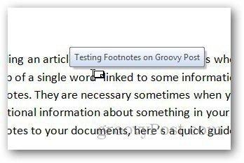 Insert Footnotes 3