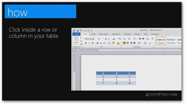 Office 2010 Screensaver Demo 2