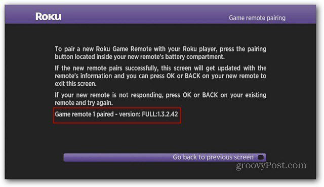 Remote Info