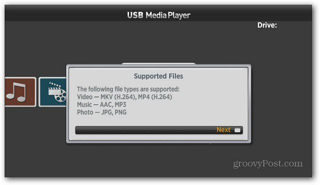 Supported Files