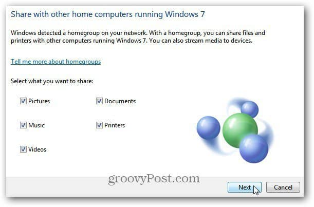 homegroup windows 8 and 7