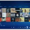 Windows Media Center Music