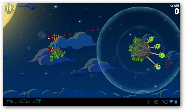 ICE Kindle Fire angry birds space