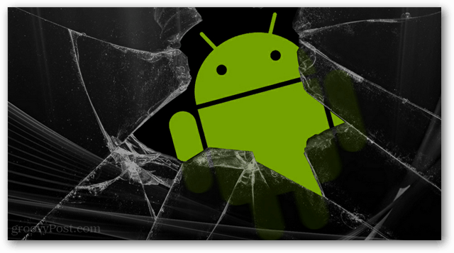 Recover a broken Android system with TWRP