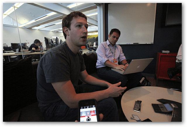 zuckerberg, facebook founder and ceo