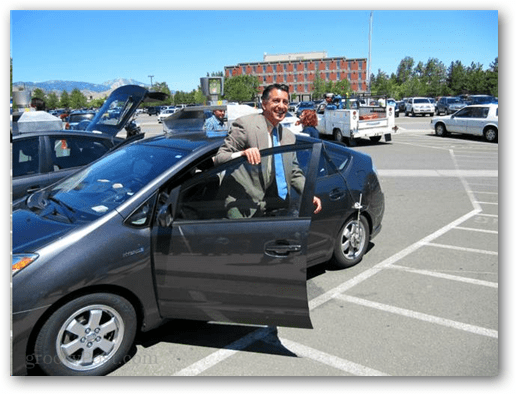 Nevada Governor Impressed with Google's Driverless Cars