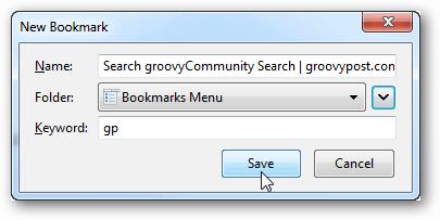 firefox bookmarks menu