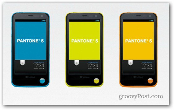 pantone radiation detecting phone