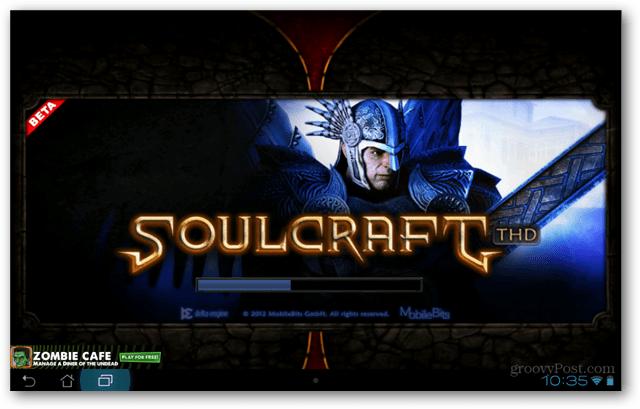 Soulcraft THD Beta