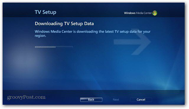 4Downloading TV Setup