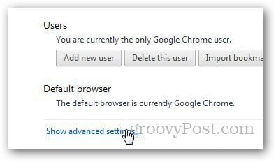 Chrome Browsing History 2