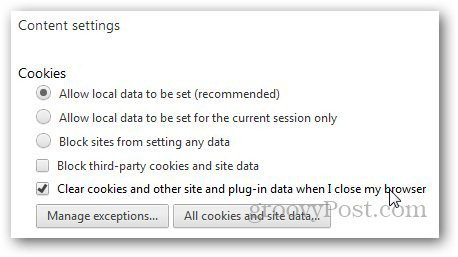 Chrome Browsing History 4