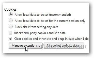 Chrome Browsing History 5