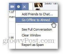 Facebook Offline 2
