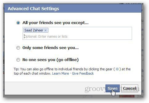 Facebook Offline 4