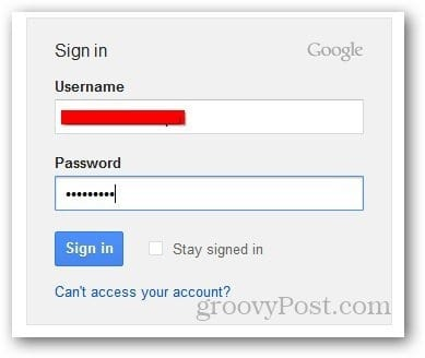Gmail Activity 1