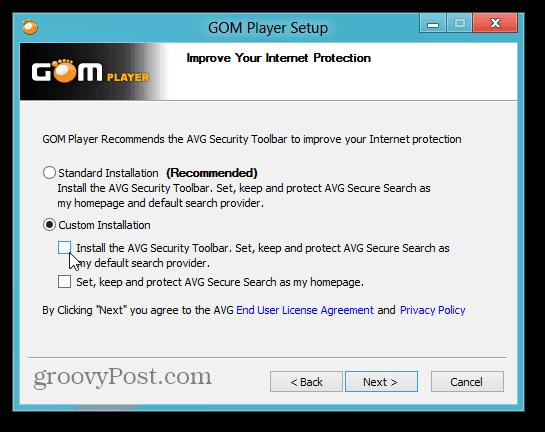 Gom Crapware