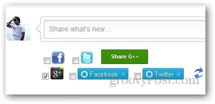 Google Plus Facebook 4