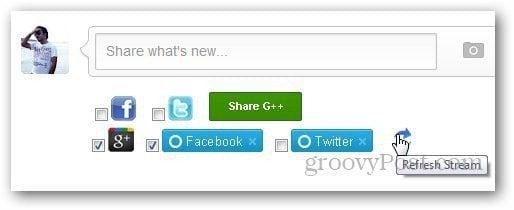 Google Plus Facebook 8