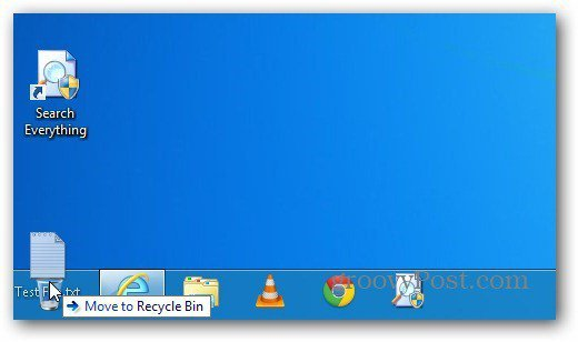 Move to Recycle Bin