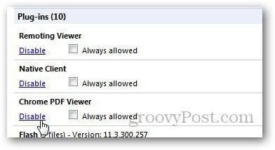 PDf Viewer Chrome 2