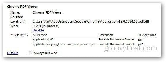 PDf Viewer Chrome 4