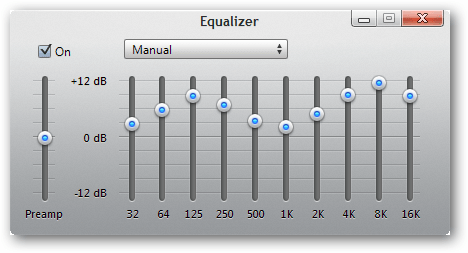 """""""perfect equalizer settings"""" for iTunes and iOS"""