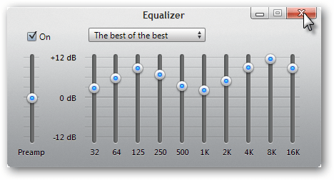 Improve Music Sound Quality In iOS With iTunes Equalizer