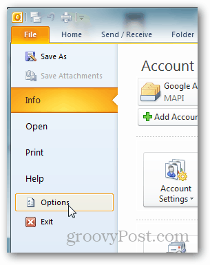 add-new-outlook-timezones File, Options