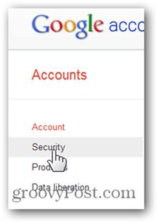 click security