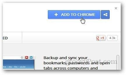 xmarks Chrome 2