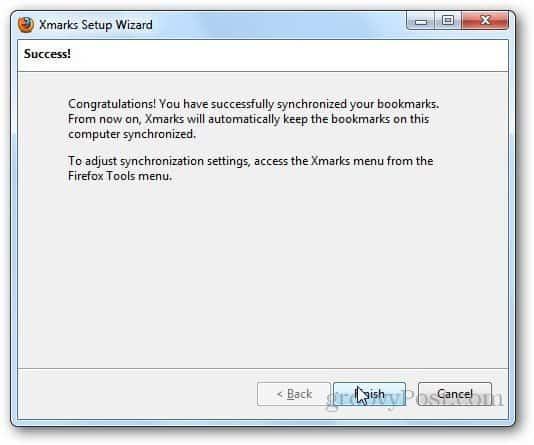 xmarks Firefox 11