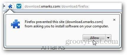 xmarks Firefox 2