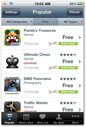 AppShopper 2