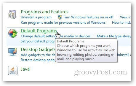 Change Default Browser 3