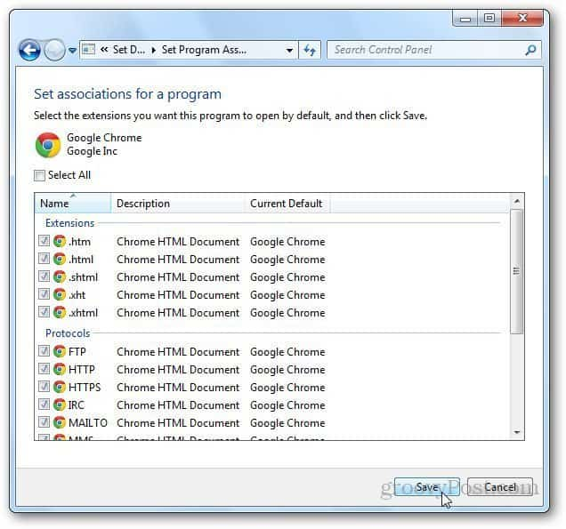 Change Default Browser 7