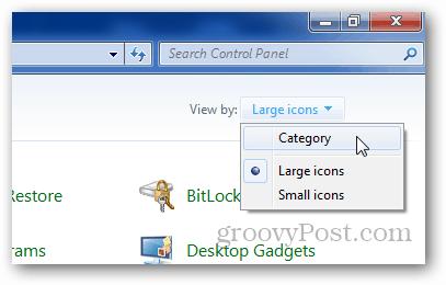 Change default Web Browser