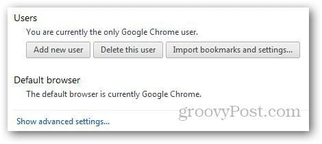 Chrome Default Web Browser 2